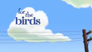 انیمشن پرنده های خنگ