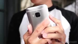 نگاهی به موبایل HTC One M۹
