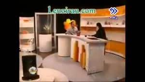 مرد ۳ زنه ی ایرانی در برنامه تلویزیون
