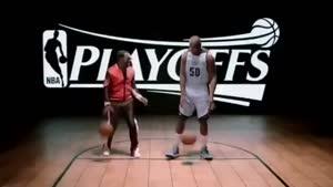 رقص بسکتبالیست ها