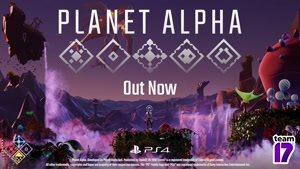 تریلر بازی Planet Alpha