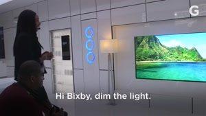 خانه هوشمند سامسونگ در نمایشگاه CES۲۰۱۸