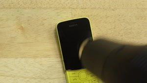 آموزش باز کردن و تشریح قطعات گوشی نوکیا ۸۱۱۰