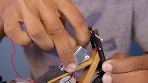 آموزش ساخت دوچرخه کوچک برقی در منزل