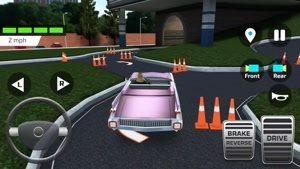 بازی شبیه سازی آموزش رانندگی و پارک کردن با ماشین برای اندروید و iOS