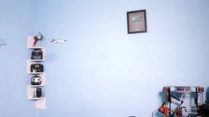 آموزش ساخت کوادکوپتر کوچک خانگی