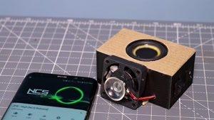 آموزش ساخت اسپیکر بلوتوث به همراه فن خنک کننده