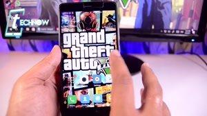 آموزش اجرای بازی GTA V روی گوشی های اندروید