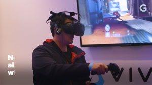 معرفی و آزمایش دوربین پوشیدنی واقعیت مجازی HTC Vive