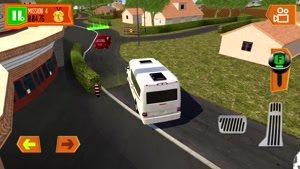 بازی شبیه ساز رانندگی با ون برای اندروید و iOS