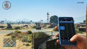 کد تقلب پرواز بازی GTA 5 برای کنسول PS4 و Xbox