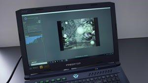 بررسی لپتاپ ایسر 8 هسته ای و قوی با پردازنده Ryzen