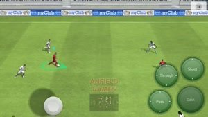 آموزش بازی PES ۲۰۱۸ روی گوشی های اندروید