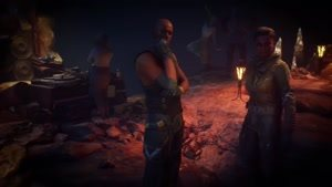 تریلر بازی جدید ANTHEM برای کنسول های PS۴ و Xbox و PC