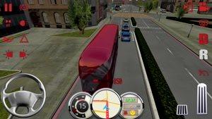 شبیه ساز بازی رانندگی اتوبوس برای اندروید Bus Simulator ۱۷