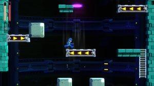 گیم پلی بازی Mega Man ۱۱ روی کنسول نینتندو سوییچ