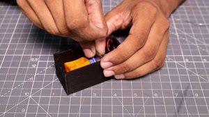 ۲ ایده برای استفاده از آرمیچر(تراش برقی و فن خنک کننده موبایل)