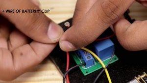 آموزش ساخت دزدگیر بی سیم در منزل