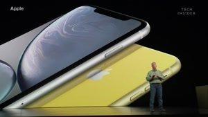 مراسم معرفی و بررسی مشخصات گوشی iPhone XS و iPhone XS Max