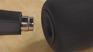 آموزش باز کردن و تشریح قطعات اسپیکر هوشمند اپل Homepod