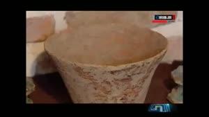 پیدا شدن آثار باستانی در خیابان مولوی تهران