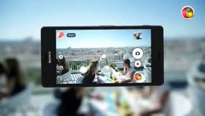 خلاقیت در دوربین گوشی های Xperia z۳