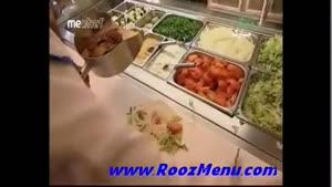 اموزش اشپزی یونانی-فود سفری در روز منو