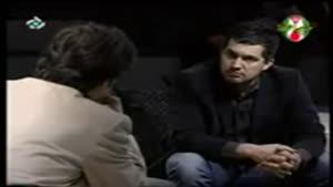مصاحبه با حامد بهداد