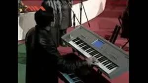 اجرای زنده اهنگ باران