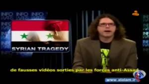 خود را به مردن زدن تروریست های سوری!!!