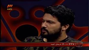 حضور حامد بهداد در برنامه ی هفت