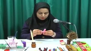 درس 53 : ساخت عروسک باربی - دست و کفش قسمت 1