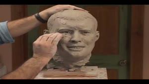 آموزش مجسمه سازی - قسمت آخر - پارت ۳