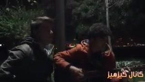 این فیلم در لحظه انفجار استانبول گرفته شده!