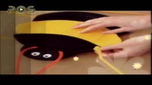 کاردستی کودک / قاب عکس