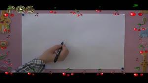 آموزش نقاشی به کودکان - گیلاس