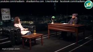 مصاحبه بسیار دیدنی حامد کمیلی و سارا بهرامی در برنامه ۳۵ فریدون جیرانی