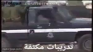 آماده باش ارتش عربستان برای حمله گسترده و همزمان به ایران و قطر :)