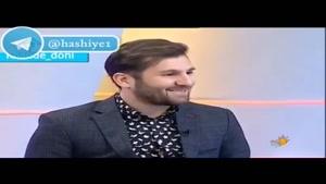 مصاحبه با بدل ایرانی مسی و رونالدو❗️عجب شباهتی❗️😳