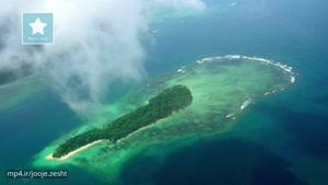 تنها بازماندگان دوران سنگی در ترسناک ترین جزیره دنیا