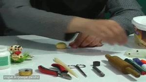 درس ۱۱ : ساخت عروسک سگ - سر