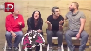 صحبتهای محسن کیایی از مرگ شوک کننده عارف لرستانی و داستان بامزه ازدواج با همسرش!