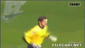 دو گل فوتبالی در عرض ۳۰ ثانیه
