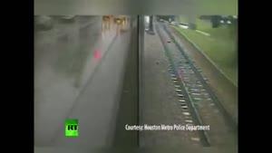 تصادف با قطار