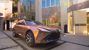 """دانستنی های درباره خودرو مفهومی جدید2018 """"لکسوس LF-1"""""""