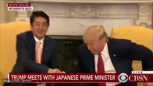 خدای سوتیه این مستر ترامپ عزیز!!