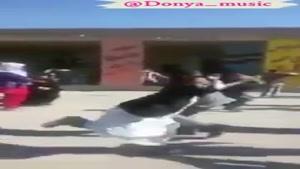 رقص ایرانی وطنم اخه این رقص هست😂😂