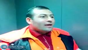 مرحوم قانع،آتشنشان فداکاری که در پلاسکو جانش را از دست داد،وی فردی توانا در آواز آذربایجان بود