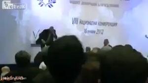 عمل نکردن اسلحه هنگام ترور رهبر بلغارهای ترک تبار😳