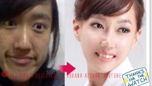 ده مورد از عمل های زیبایی کره ای ها که مصداق تبدیل شدن لولو به هلوو هستن